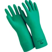 Ansell SAX995 Chemical Resistant Gloves, Nitrile, 12/Pairs