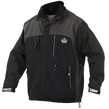 Ergodyne Thermal Outer Layer Jacket, Medium, Black (41103)