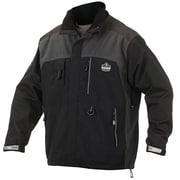 Ergodyne Thermal Outer Layer Jacket, Medium, Black (41103)