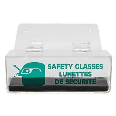 Brady Safety Glasses Dispenser With Lid, (SED048)