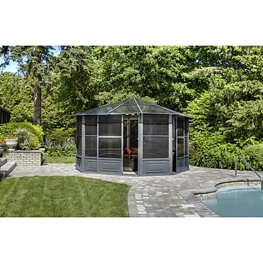Gazebo Penguin All-Season Solarium, Grey