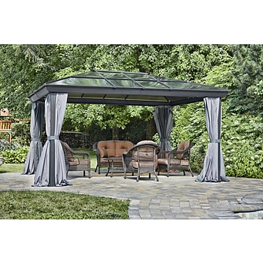Gazebo Penguin (43224) 4 Season Gazebo, 12' x 14'