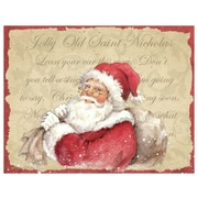 LANG Old Saint Nick Boxed Christmas Cards, (1004775)