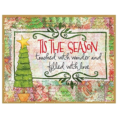 LANG Tis The Season Boxed Christmas Cards, (1004779)