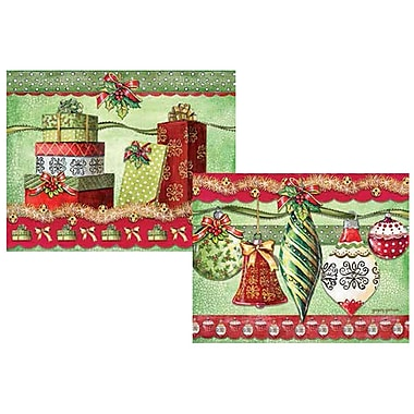 LANG Tidings Of Joy Assorted Boxed Christmas Cards, (1008108)
