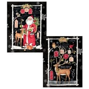 LANG Woodland Christmas Assorted Boxed Christmas Cards, (1008109)