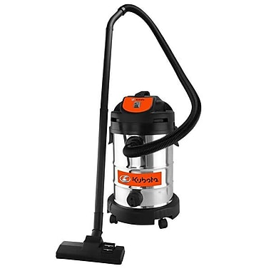 Kubota 8 Gallon Stainless Steel Wet/Dry Vacuum (12001)