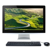 Acer (AZ3-705-ES61) All-in-One Desktop, Intel Pentium 3805U, 4GB RAM, 1TB HDD, Windows 10
