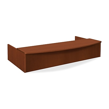 Basyx by HON BL2211 Reception Station Desk Top, Cherry