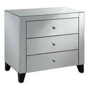 Crestview Fletcher 3 Drawer Chest