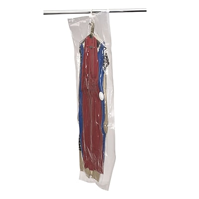 MightyStor Vacuum Hanging Garment Bag; Extra Large