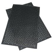 Rubber-Cal, Inc. Dura-Scraper Drainage Commercial Doormat