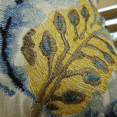 Plutus Brands Bloom City Handmade Cotton Throw Pillow; 12'' H x 25'' W
