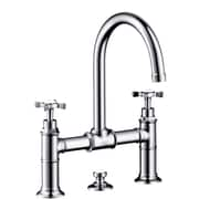 Axor Axor Montreux Widespread Faucet Cross Handle