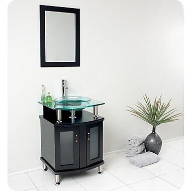Fresca Classico Contento 24'' Modern Bathroom Vanity Set