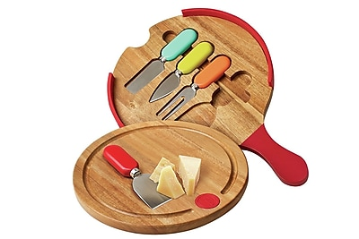 Fiesta Fiesta 5 Piece Cheese Tool and Board Set