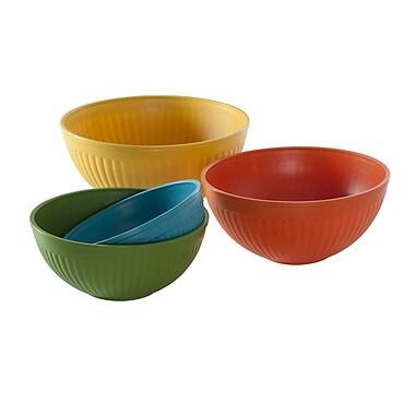 Nordic Ware Prep N 4 Plastic Mixing Bowls