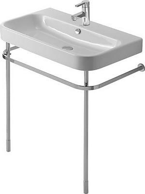 Duravit Happy D.2 Metal 2'' Bathroom Sink Console