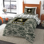 Northwest Co. Military US Army Army Camo Comforter