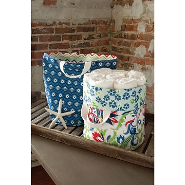 Heritage Lace Nantucket Reverible Tote