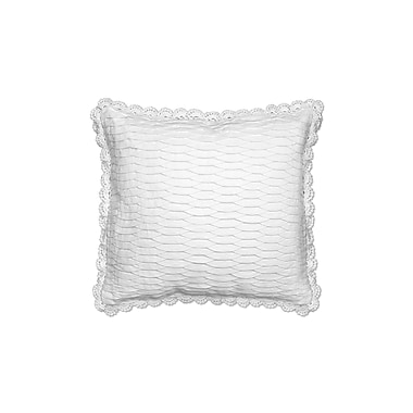 Heritage Lace Seabreeze Pillow Cover