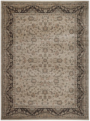 Wildon Home Garda Beige Area Rug; Rectangle 7'10'' x 10'6''