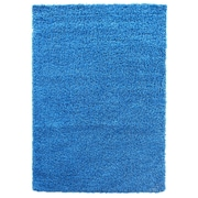 Berrnour Home Navy Blue Area Rug; 3'3'' x 4'7''