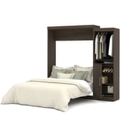 "Nebula by Bestar 90"" Queen Wall Bed Kit, Antigua, (25880-52)"
