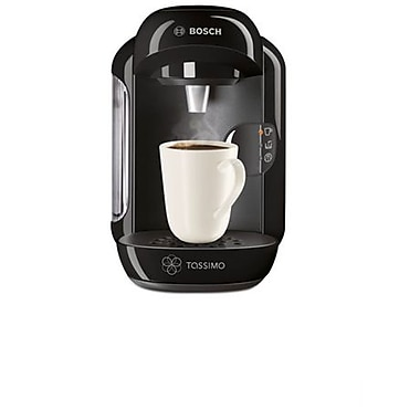 Tassimo T12 Multi Beverage Maker, Single Cup Home Brewing System, Black, (TAS1252UC)