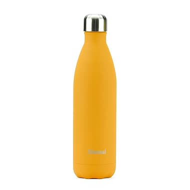 Minimal – Bouteille isolée, 750 ml, orange