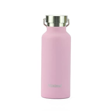 Minimal Insulated Flask, 500 mL, Rose