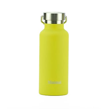 Minimal Insulated Flask, 500 mL, Yellow