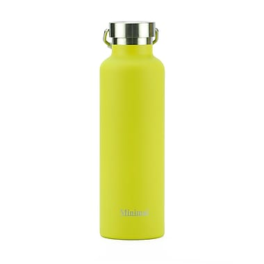 Minimal Insulated Flask, 750 mL, Yellow