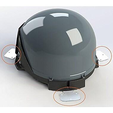 KING – Support d'antenne QuestMC amovible pour fixation sur le toit
