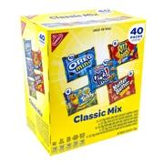 Nabisco Cookie/Cracker Variety Pack,  40/Pack