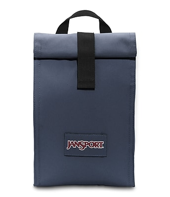 Jansport Roll Top Lunch Bag, Navy