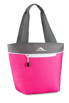High Sierra Lunch Tote, Flamingo Pink (74711-4952)