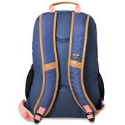 Kelty Trailhead Heritage Backpack, Blue Geometric French Rose Print (6811)