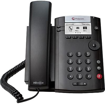 Polycom 201 IP Phone Cable Wall Mountable,