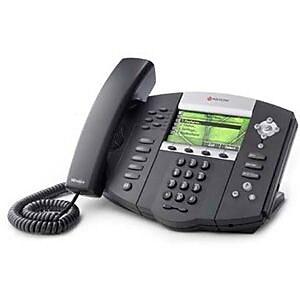 Polycom SoundPoint IP 670 IP Phone, 2200-12670-001