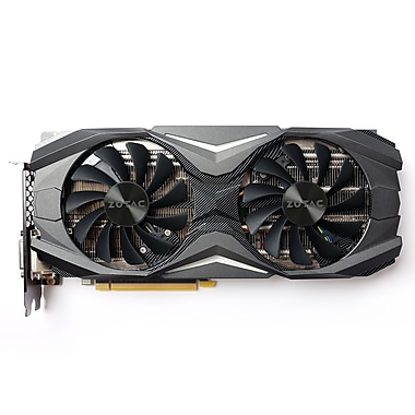 ZOTAC GeForce® GTX1070 AMP! Graphics Card (ZT-P10700C-10P)