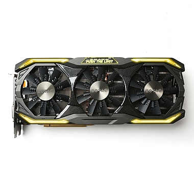 ZOTAC GeForce® GTX1080 AMP! Extreme Graphics Card (ZT-P10800B-10P)