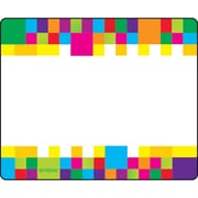 TREND Terrific Labels, Pixels, 36/Pack