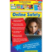 TREND Technology (Primary) Learning Charts Combo Pack, Primary, 5/Pack