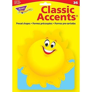 TREND – Accents classiques, soleil, paq./36
