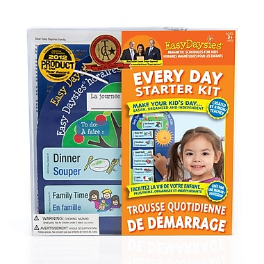 Easy Daysies – Trousse quotidienne de démarrage