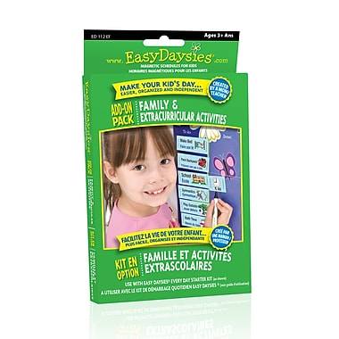 Easy Daysies Family an Extracurricular Activities Add On Pack