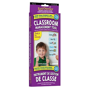 Easy Daysies Classroom Management Tool Teachers Pack, Pre K/Kindergarten