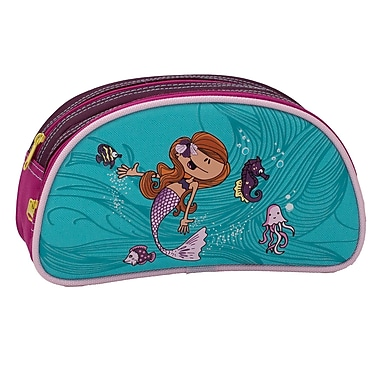 Louis Garneau Half Moon Pencil Case, Mermaid