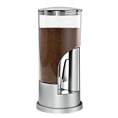 Honey Can Do KCH-06077 Indispensable® Coffee Dispenser-Slv/Ch